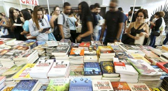 Faturamento das vendas de livros diminui 25% em 12 anos