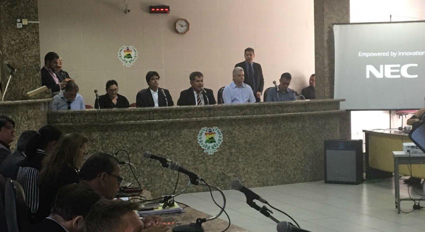 Audiência foi realizada na Câmara de Vereadores de Petrolina