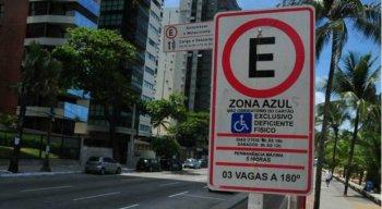 Motorista deverá ficar atento ao tempo permitido para permanência na Zona Azul