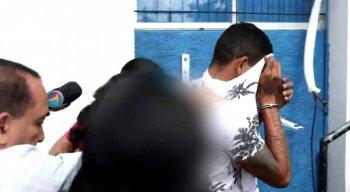 Por estar foragido do Presídio de Canhotinho, Denilson pediu à mãe para levá-lo até a Delegacia de Rio Doce, porque ele iria se entregar