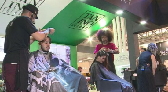 Décima edição do Hairnor apresenta novidades do mercado da beleza