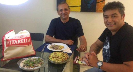 Chef Wellington prepara Picadinho de Carne com Arroz na Madalena