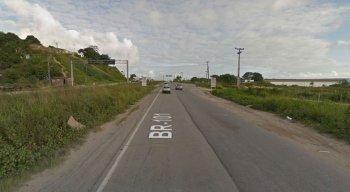 Caso aconteceu na BR-101 Sul, em Jaboatão dos Guararapes