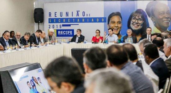 Prefeitura do Recife anuncia corte de R$ 60 milhões em despesas