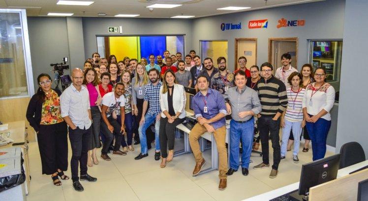 Equipe do Sistema Jornal do Commercio de Comunicação