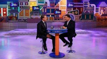 Bolsonaro participou na noite de terça (4) doPrograma do Ratinho, do SBT