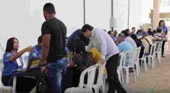 A Prefeitura do Recife também estará presente para negociação de IPTU