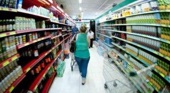 Pesquisa de preço de cestas básicas no estado