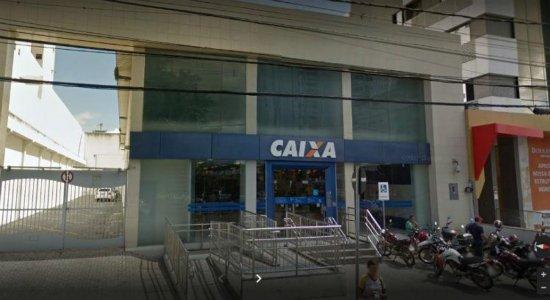 Agência da Caixa em Caruaru é arrombada pela terceira vez em 2019