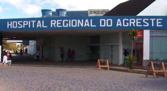Pacientes denunciam superlotação e descaso no HRA, em Caruaru