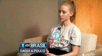 Najila Mendes, mulher que alega ter sido agredida por Neymar