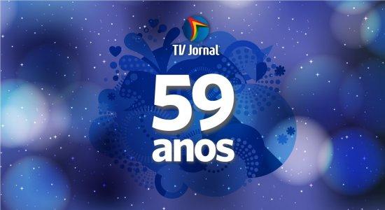 Conte sua história e participe dos 59 anos da TV Jornal