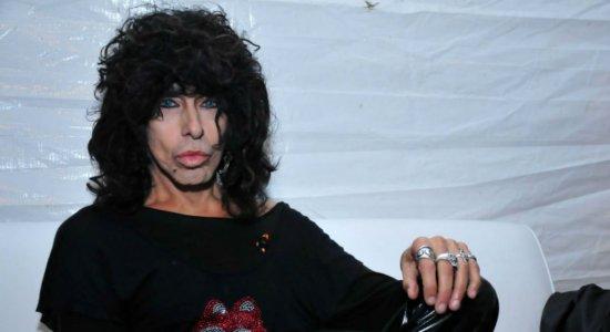 Morre cantor Serguei, considerado o roqueiro mais antigo do Brasil