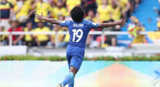 Após corte de Neymar, Tite convoca Willian para a Copa América