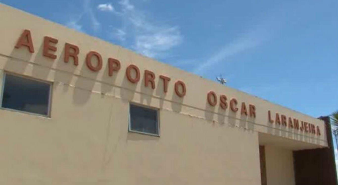 Aeroporto Oscar Laranjeira, em Caruaru, poderá receber voos comerciais