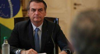 Bolsonaro usou o Twitter para defender a internação compulsória de dependentes
