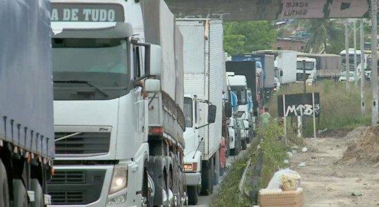 Recife tem 10º pior trânsito do mundo, apontapesquisa