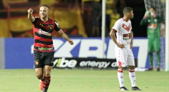 Sport faz 3 a 1 no Vitória e retorna ao G4 da Série B