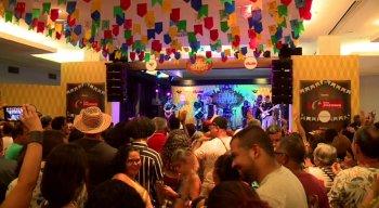 Público dançou e se divertiu na 5ª edição do evento