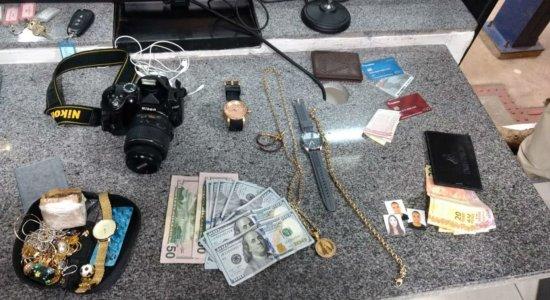 Suspeitos de furtar apartamento de comerciante chinês em Boa Viagem são detidos em Minas Gerais