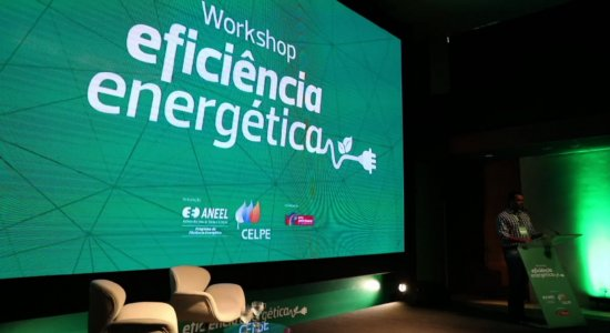 Eficiência energética é tema de workshop no empresarial do grupo JCPM