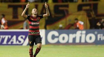 Guilherme foi o autor do único gol rubro negro