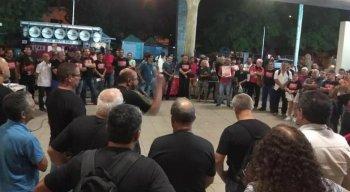 A decisão foi tomada em assembleia realizada nessa segunda-feira, na Estação Recife do Metrô