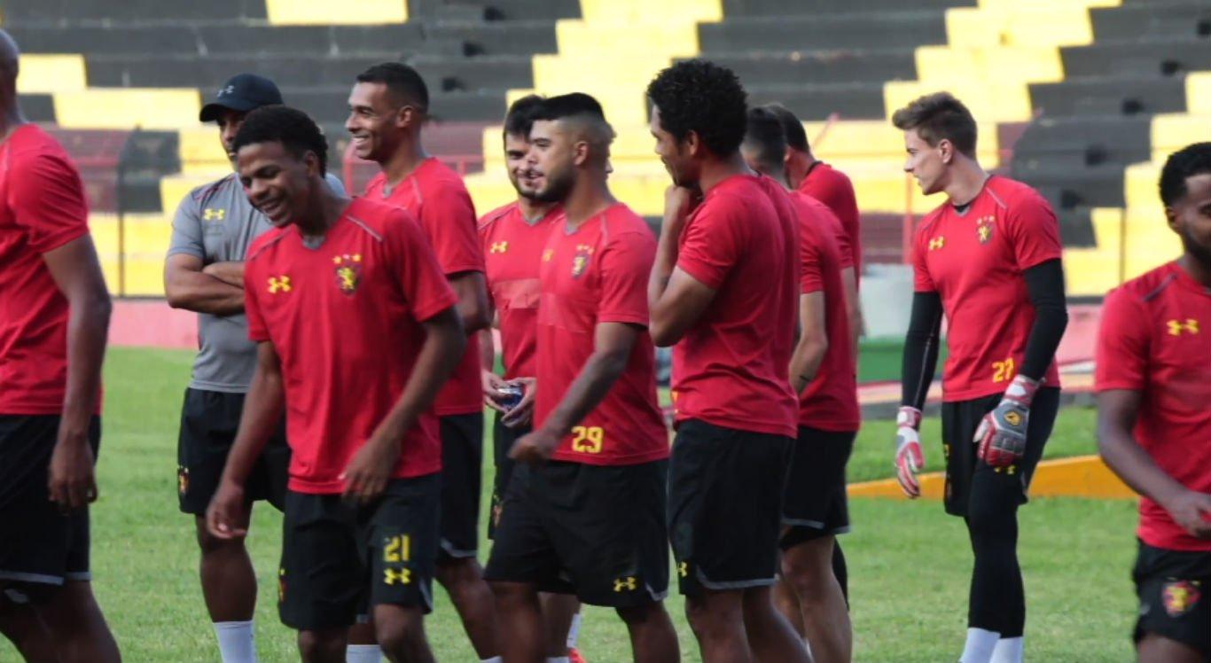 'Achamos um Sport com jogadores rápidos e técnicos', destaca auxiliar técnico