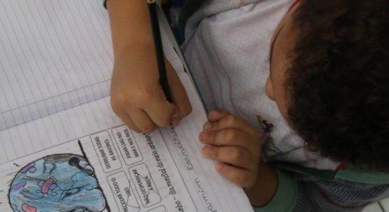 Itapissuma trabalha para reverterbaixo rendimento na alfabetização