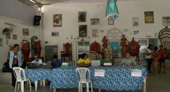 Em Olinda, religião de matriz africana recebeação SaúdenosTerreiros