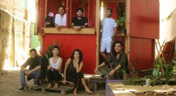 Cientistas políticos e estudantes de arquitetura do coletivo Vendaval Catalisadora