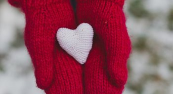 Casacos, luvas e meias podem ser doadas