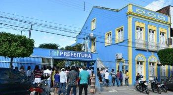 A Prefeitura de Barreiros também estava depositando resíduos sólidos em espaço no município de Maragogi (AL)