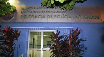 Homem foi preso por policiais da Delegacia de Afogados