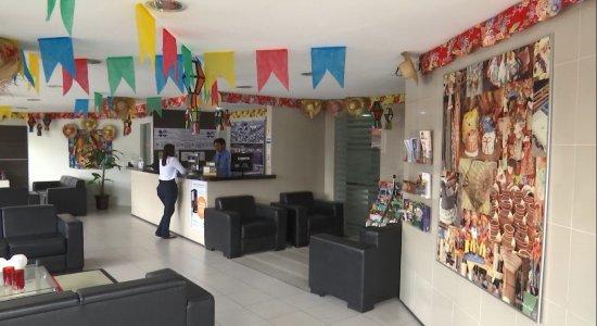 Nos hotéis da cidade, a média da Diária é de R$ 300