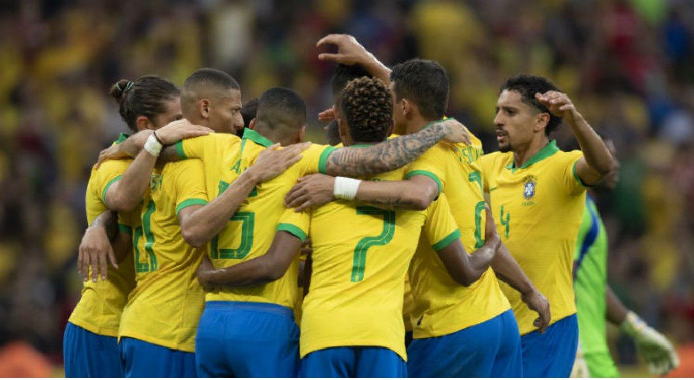 A última vez que o Brasil conquistou a Copa América foi em 2007.