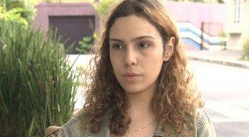 Namorada de Rafael Miguel falou com o SBT / TV Jornal
