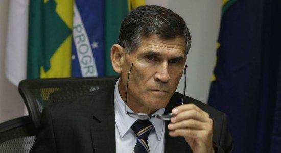Santos Cruz deixa Secretaria de Governo; general Ramos assume
