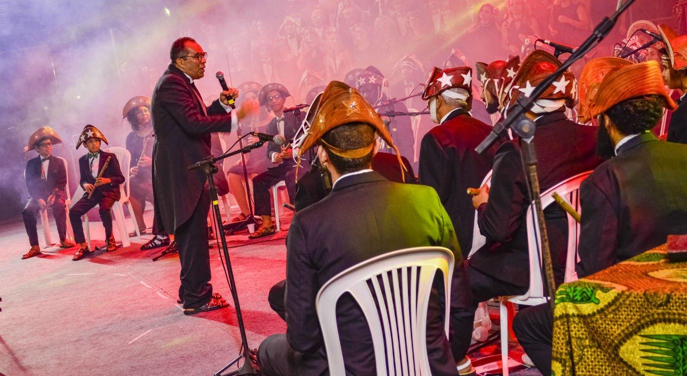 Maestro Mozart Vieira é uma das atrações