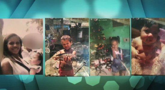 Mãe e três filhos morrem após deslizamento de barreira em Camaragibe