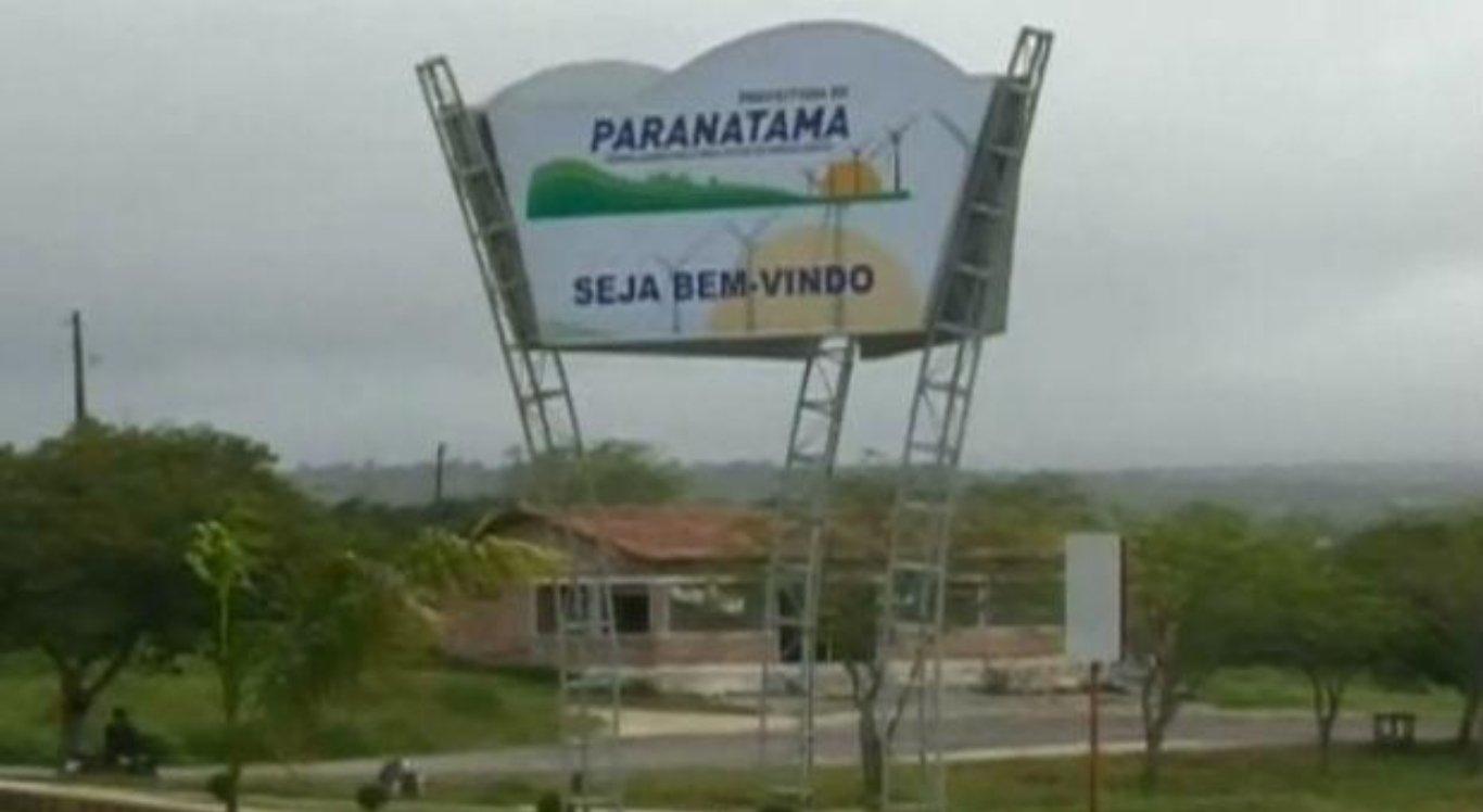 Uma residência foi roubada em Paranatama