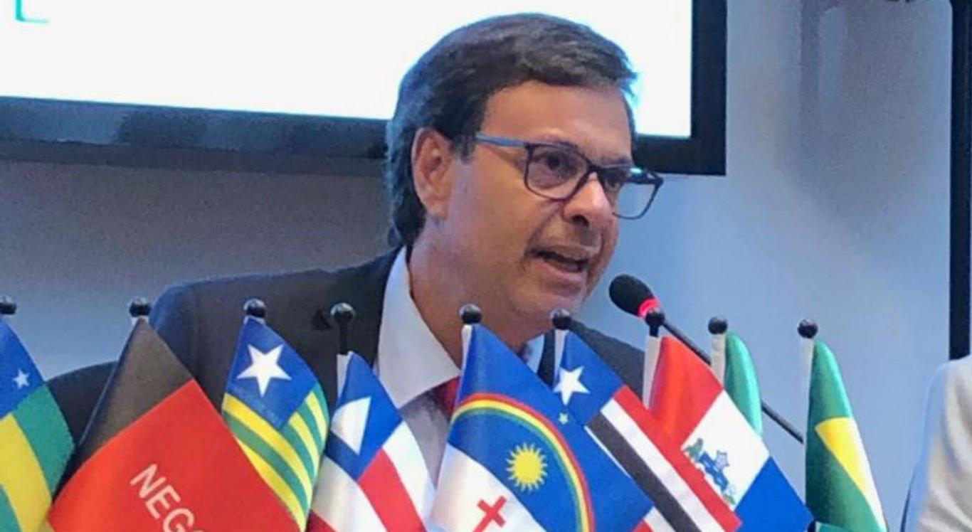 Gilson Machado é pernambucano e virá a Caruaru como presidente da Embratur pela primeira vez