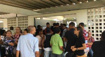 O enterro foi no cemitério Parque da Paz, na Muribeca, em Jaboatão dos Guararapes