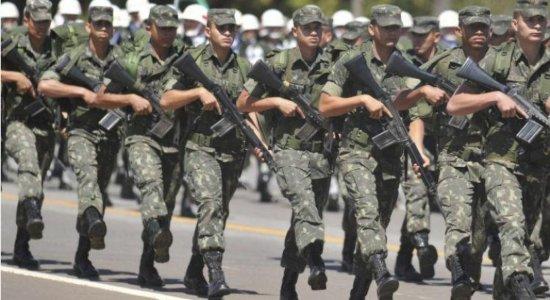 Concursos do Exército têm mais de 1,7 mil vagas, com salários de até R$ 8,2 mil