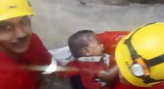 Final feliz: 11 crianças são salvas em resgate dramático em Olinda