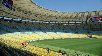 Partida acontece no Maracanã, neste domingo (16)