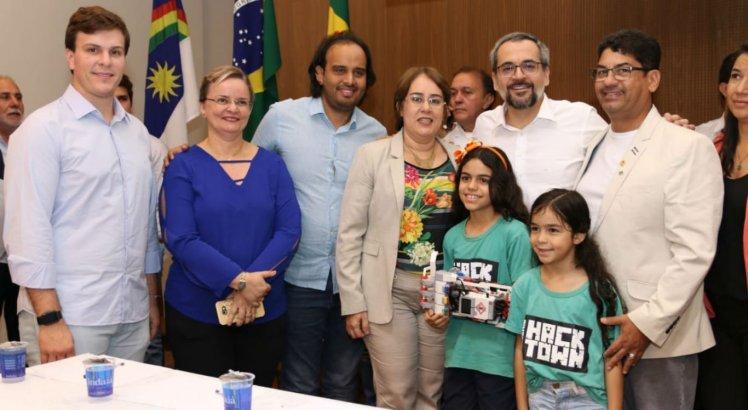 Cerimônia foi realizada na Fundação Nilo Coelho, em Petrolina