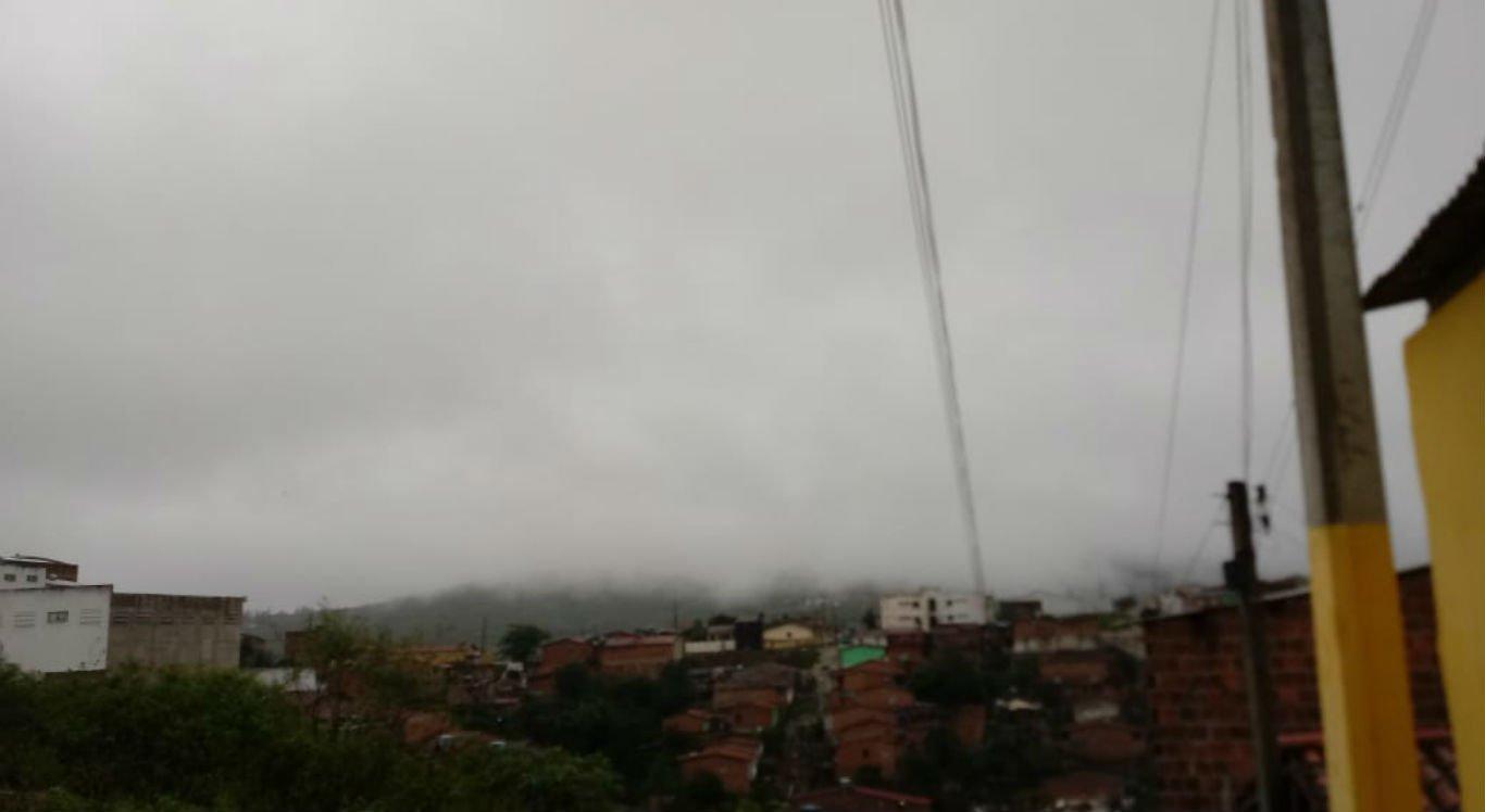 Chuvas atingem RMR, Zona da Mata e Agreste desde esse domingo (16)