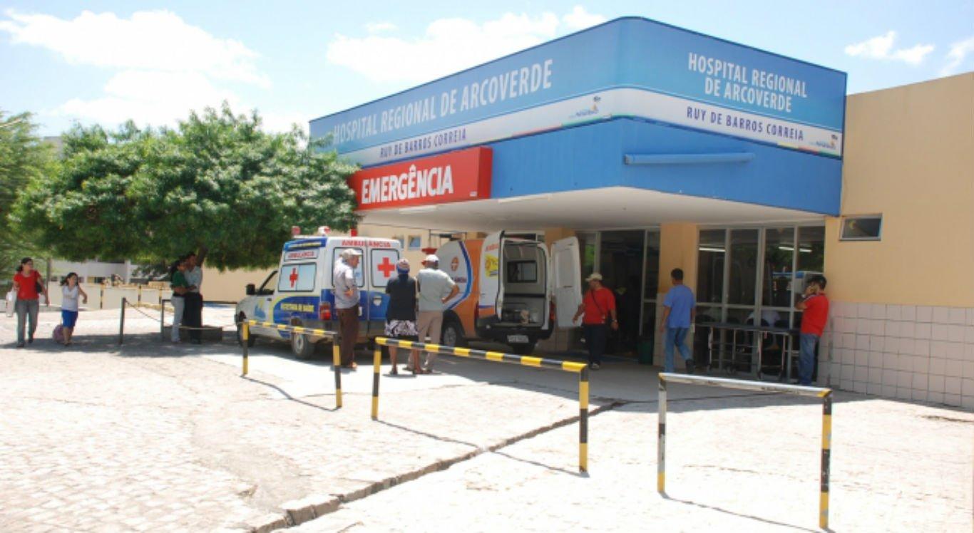Suspeito foi levado para o Hospital Regional de Arcoverde, mas não resistiu e faleceu