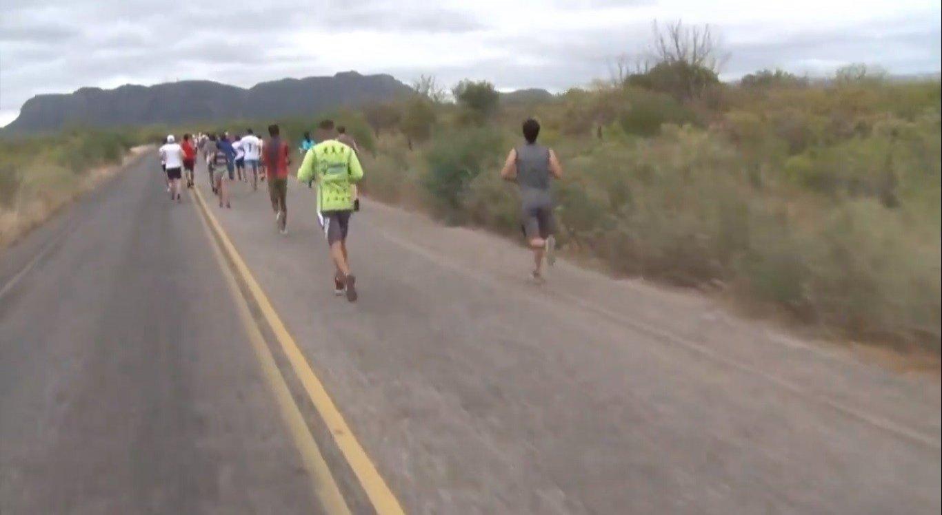 A corrida possui percursos de acordo com a categoria de cada corredor